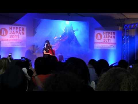 Kanon Wakeshima - Kuroi Torikago LIVE  (分島 花音 7月22日のロンドン・Hyper Japan)
