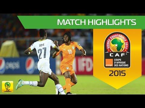 Côte D'Ivoire  - Ghana |  FINAL  | CAN Orange 2015 | 08.02.2015