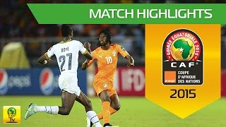 Côte D'Ivoire  - Ghana |  FINAL  | CAN Orange 2015 | 08.02.2015(Côte D'Ivoire - Ghana (0-0) (PEN 9-8) Match highlights - Final of the Orange Africa Cup of Nations, EQUATORIAL GUINEA 2015 Résumé du match - Finale de la ..., 2015-02-08T23:13:58.000Z)