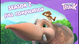 Full Season Compilation – Munki and Trunk Season 2