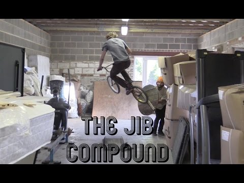 The 50to01 Indoor Jib Compound