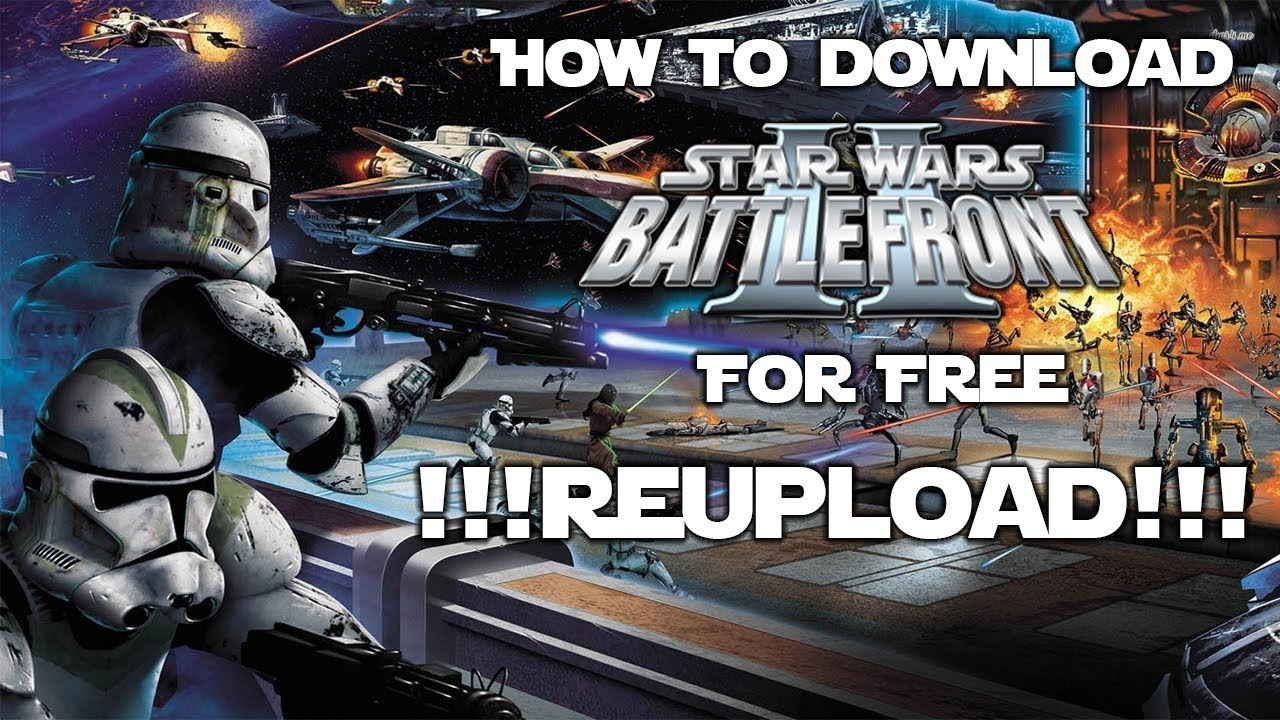 star wars battlefront free download 2004