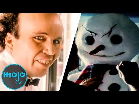 Top 10 Dumbest Horror Movie Plots EVER