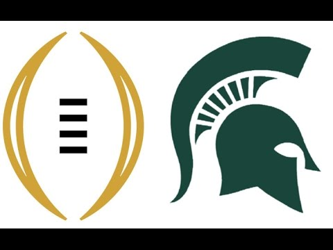 Michigan State College Football Playoff Hype Video - Reach Higher