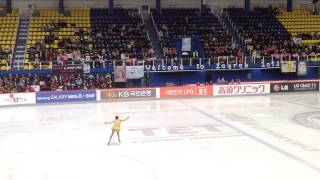 Yuna Kim - 2013 Golden Spin Of Zagreb SP
