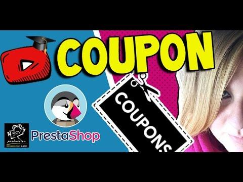 Prestashop prevent coupons