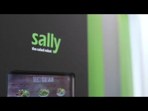 wine article Robotics Changes Healthy Eating Sally and Chowbotics
