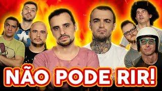 Baixar NÃO PODE RIR! - com PC Siqueira, Irmãos Piologo, Rudy Landucci e Vinheteiro