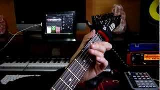 iRig - iPad AMPKIT guitar app - METAL