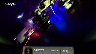 Gab707 Fastest Lap, ATL | Drone Racing League