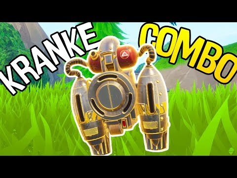 DIE JETPACK COMBO | Fortnite Battle Royale