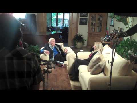 Interview with Martin Landau - Behind the Scenes