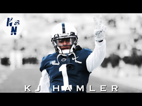 "KJ Hamler Penn State Highlight Mix   ||   "" Foreign ""    ᴴ ᴰ"