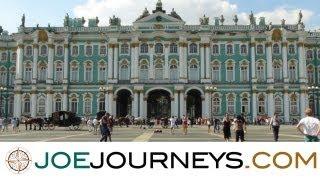 Hermitage Museum - Saint Petersburg - Russia  | Joe Journeys
