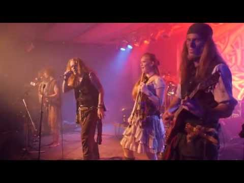 THE PRIVATEER - live in Freiburg, January 31st, 2015 - complete show
