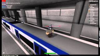 Simulador ROBLOX Metro: Tren surf