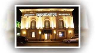 Ресторан Imperator в Алматы / Серебрянный зал / Банкет на 50-70 человек(Ресторан