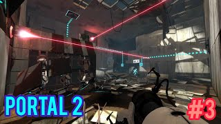 IS WHEATLEY GOING TO GET US OUTTA HERE?? | Portal 2 #3