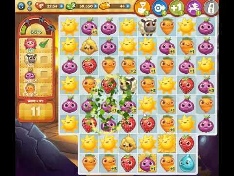 Farm Heroes Saga Level 464