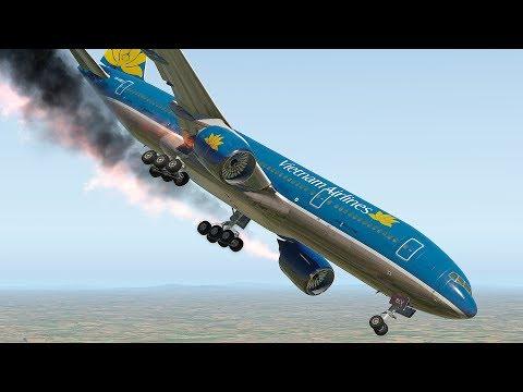 Fake Pilot Tries