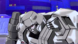 Transformers Devastation PS4 - Chapter 1 - City of Steel - Mission 10 - Megatron