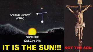 60 Second Truth Challenge (The S - U - N   NOT  The S - O - N) Part 1