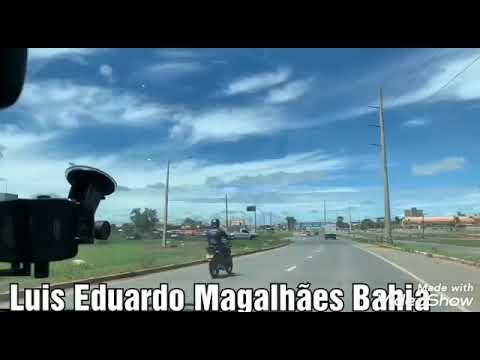 Passando em Luis Eduardo Magalhães Bahia.!