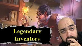 Legendary Inventors Review - with Zee Garcia