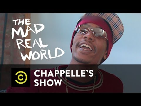 """""""The Mad Real World"""" Pt. 3 - Chappelle's Show - Uncensored"""
