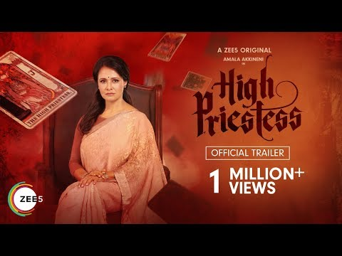 High Priestess | Official Trailer | Amala Akkineni | A ZEE5 Original | Streaming Now On ZEE5
