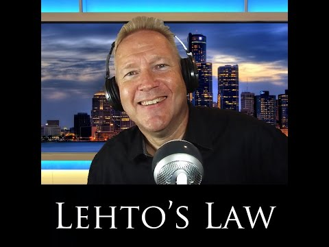 Don't Drive While In Possession Of Cash! - Lehto's Law Ep. 2.52