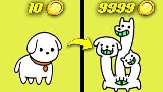 STWORZYŁEM PSA MUTANTA! I Dog Evolution