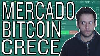 CRECE MERCADO BITCOIN APALANCADO!