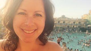 Vlog - citytrip vanaf Eindhoven Airport naar de 3 fijnste badhuizen in Budapest (Hongarije)