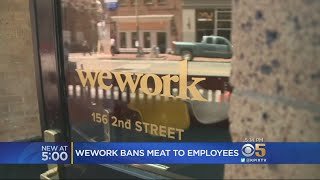 Company Bans Meat For All Employees Working In Its Offices
