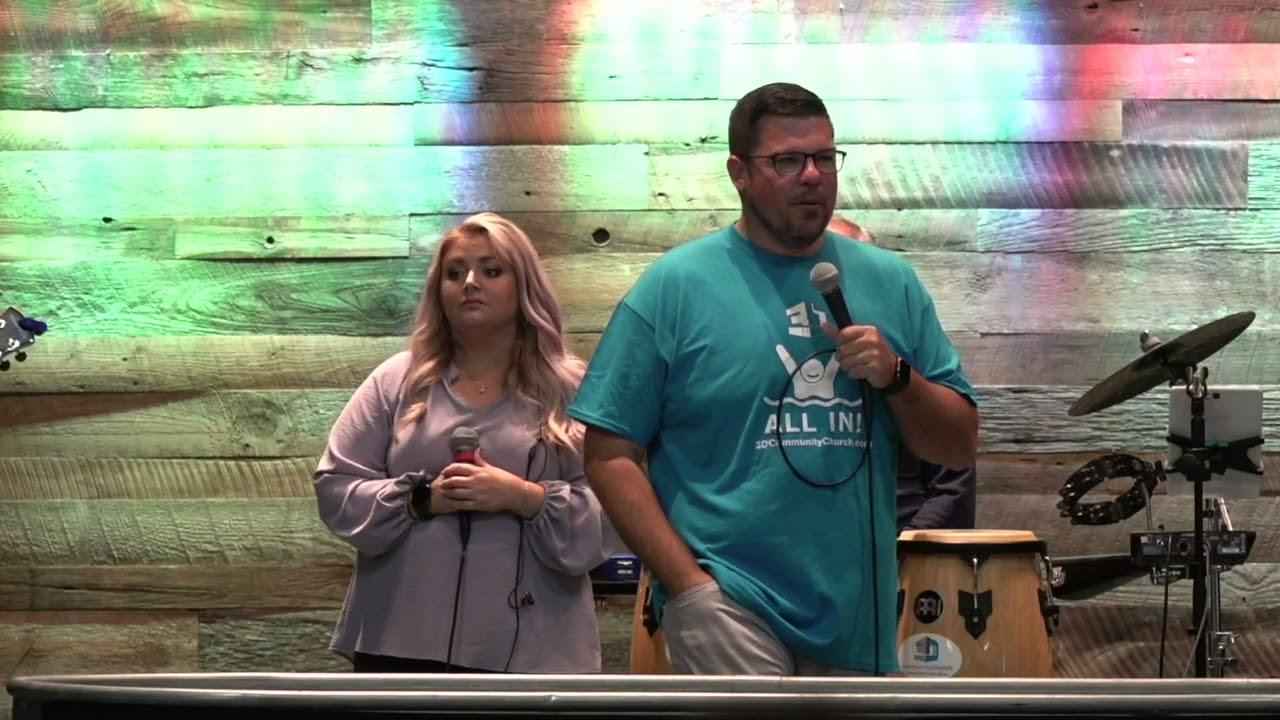 Celebration Service -Child Dedication and Baptism
