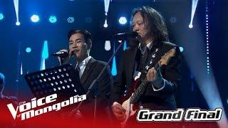 ononbatusukhbayar gitariin mini uilakh duund final the voice of mongolia 2018