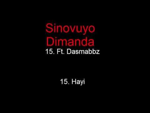 Sinovuyo Hayi