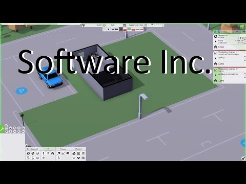 Software Inc (Gamers Make Inc) Episode 1 Season 1