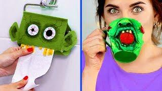 Декор в стиле зомби – 12 идей!