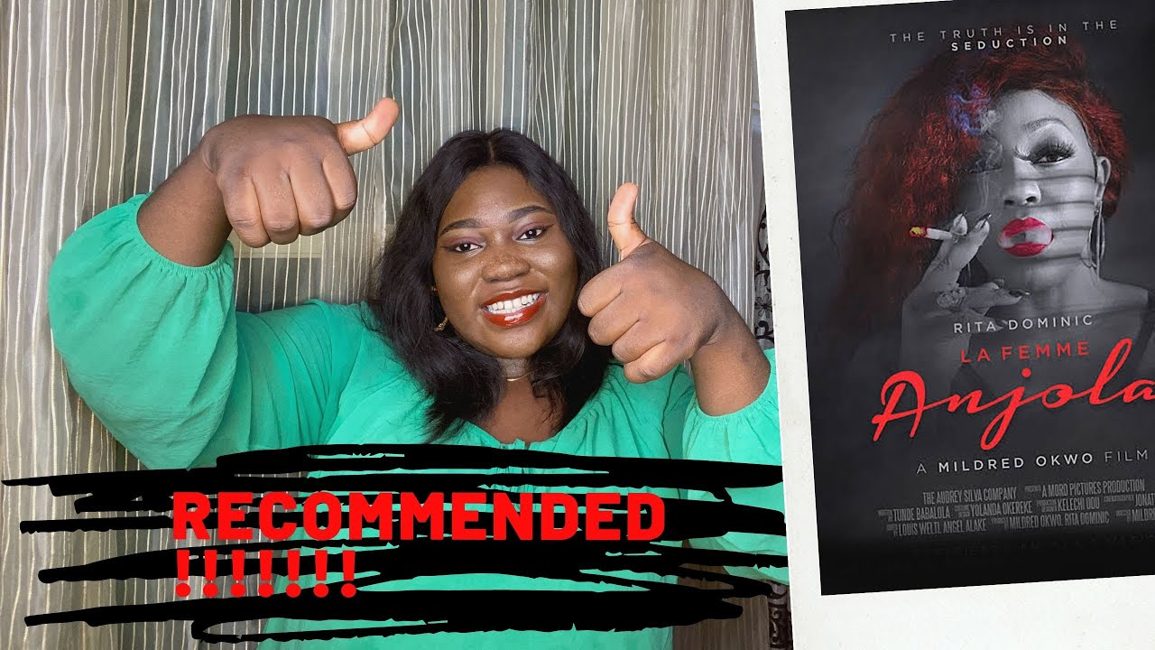 Download LA FEMME ANJOLA (THE WOMAN ANJOLA) FULL MOVIE REVIEW | RITA DOMINIC, FEMI JACOBS, NONSO BASSEY,