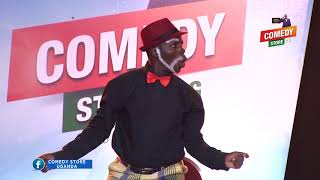 Alex Muhangi Comedy Store Feb 18 - JAJA BRUCE