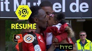 Video Gol Pertandingan Stade Rennes vs Montpellier