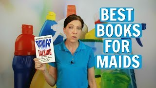Best Books for House Cleaners