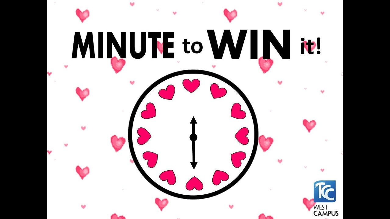 valentines day 2014 youtube - Valentine Minute To Win It Games