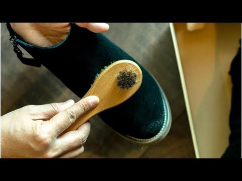 How to clean and protect suede — and all the tools you need to do it