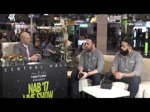 NAB Live Show 2017 - Core SWX