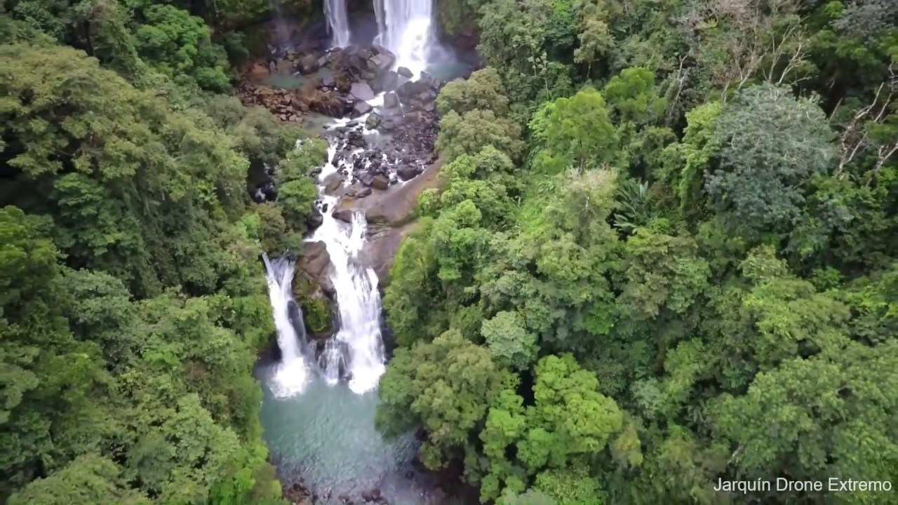 Costa Rica desde el aire (ver VIDEO)