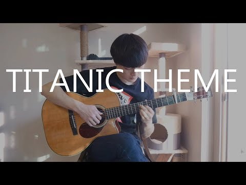 Chords for My Heart Will Go On - Titanic - Fingerstyle Guitar