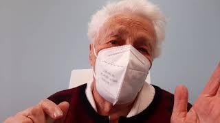 Emma,  vaccinata a 103 anni